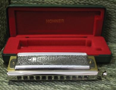 Hohner 270 Chromatic C